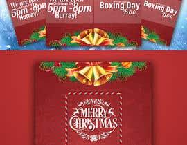 becretive tarafından Design single sided festive flyer için no 16