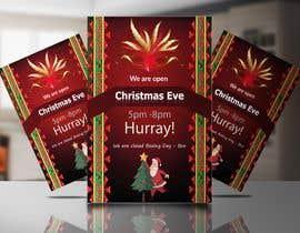 RafiqHasan105 tarafından Design single sided festive flyer için no 15