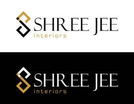 Nro 54 kilpailuun Design a Logo for an interior design firm named '' Shree Jee Interiors'' käyttäjältä lutfiazmulfauzi