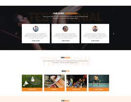 #14 для Design a Website Mockup от amitpokhriyalchd