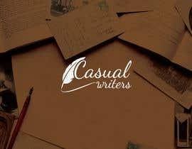 Nro 504 kilpailuun Create a logo for a writing site käyttäjältä ghostpixel123