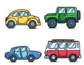 nº 1 pour Graphic Young Boys Kids Cars Five Color par mdhimadroniloy71