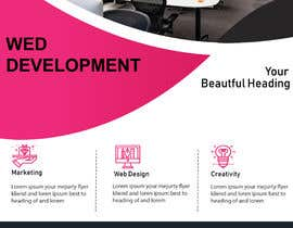 #5 cho EASY WORK: Design Marketing Post cards for Web Development company bởi Rafsan65