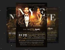 Nro 20 kilpailuun NYE Bollywood Cocktail Party (Black Tie Edition) käyttäjältä mirandalengo