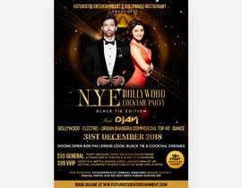 Nro 35 kilpailuun NYE Bollywood Cocktail Party (Black Tie Edition) käyttäjältä joengn