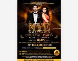 Nro 37 kilpailuun NYE Bollywood Cocktail Party (Black Tie Edition) käyttäjältä joengn