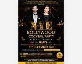 Nro 55 kilpailuun NYE Bollywood Cocktail Party (Black Tie Edition) käyttäjältä joengn