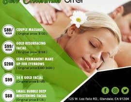 #56 para Design a Christmas seasonal promotional banner ad for a spa por satishandsurabhi