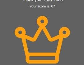 #8 untuk Get the best score in my game oleh kalen1008