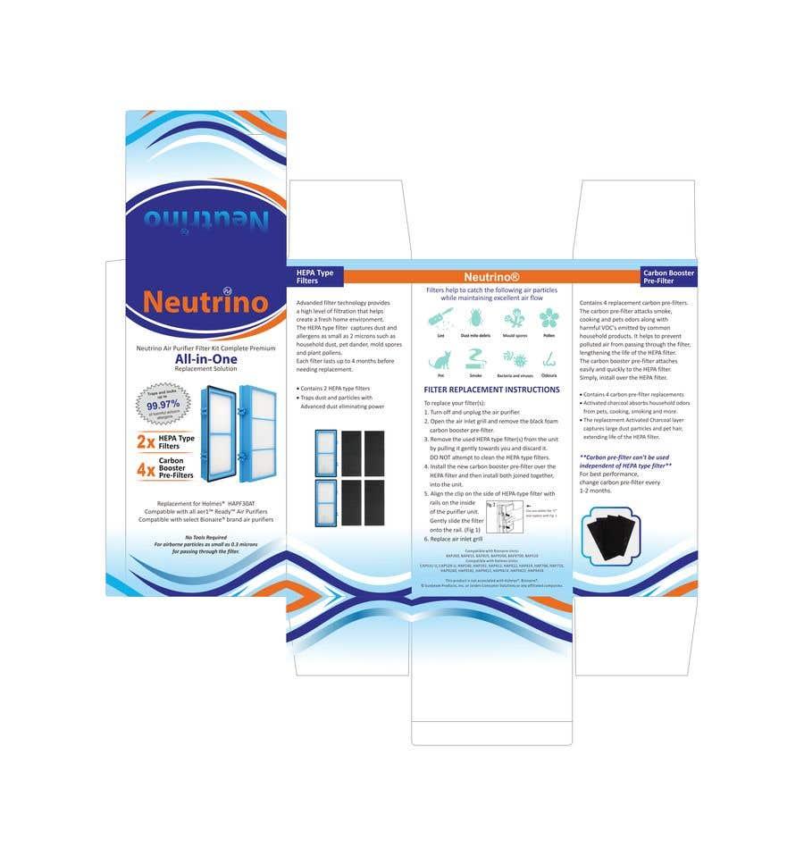 Penyertaan Peraduan #6 untuk Package Design