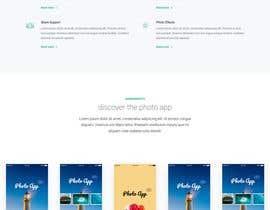 #33 pentru Website Design for Online App de către EmadHussain