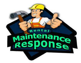 #28 for Design a Logo for the company Rental Maintenance Response by hitideas