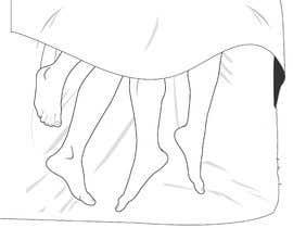 nº 16 pour Sketch of legs par choncholalamin