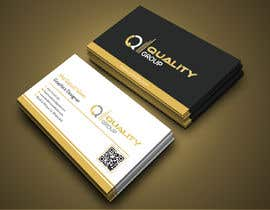 #47 for BUSINESS CARD by graphicsbuzz14