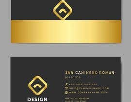 #156 for BUSINESS CARD by ashswa