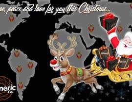 #7 for Design a bespoke Christmas Card af ivanmusic93