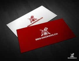 #200 untuk Logo Design for our new Company: BBQ-Smokers oleh StefanMoisac