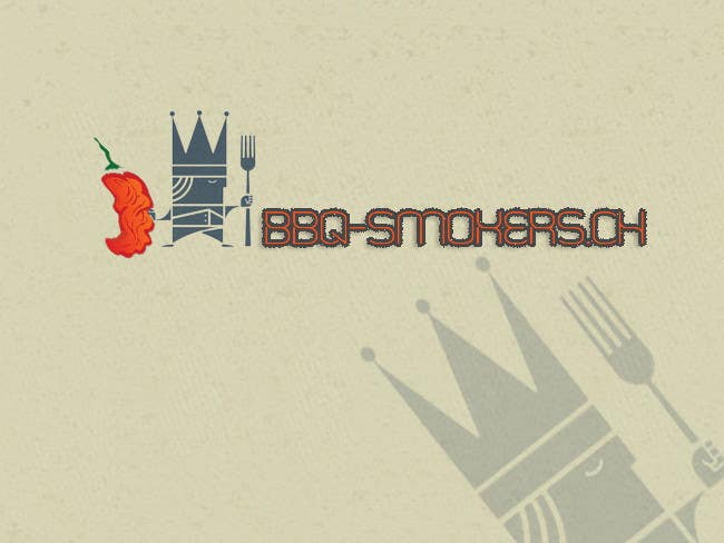 Kilpailutyö #5 kilpailussa Logo Design for our new Company: BBQ-Smokers