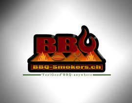nº 274 pour Logo Design for our new Company: BBQ-Smokers par harrysgraphics