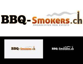 Blissikins tarafından Logo Design for our new Company: BBQ-Smokers için no 224