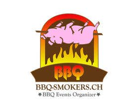 nº 237 pour Logo Design for our new Company: BBQ-Smokers par borreicho