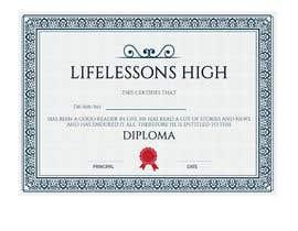 #4 for Designing a DIPLOMA by nambinarayanan98