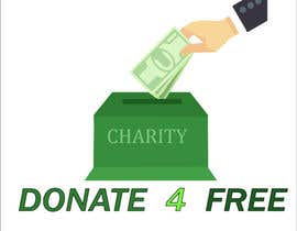 #21 for Donate 4 Free Logo and Banners by sayannandi41
