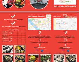 #45 for Design a Brochure for a Meal Prep Company by shakil1545