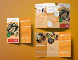 #24 for Design a Brochure for a Meal Prep Company by ankurrpipaliya