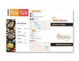 #18 for Design a Brochure for a Meal Prep Company by wahdinbarjib