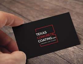 #1228 untuk Modern Logo for New Concrete Coating Company oleh zisan6777