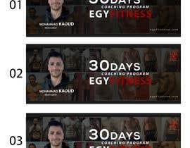#96 для Create Facebook banner for 30 days coaching program (easy money) от hadildafirenz