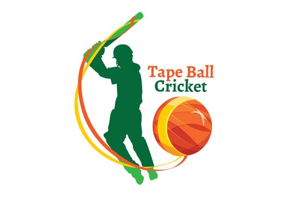 Tape ball cricket tournament posters