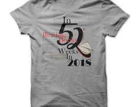 #20 for create a picture for a t-shirt - book reading af sammaakter