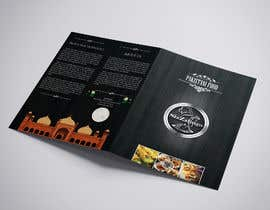 #30 для design menu card for a fast food restaurent от FALL3N0005000