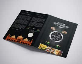#32 для design menu card for a fast food restaurent от FALL3N0005000