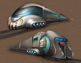 #12 for Draw an image about model railways af arcmalik07