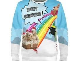 #15 for Design a Hoodie/Jumper/Sweater af jomainenicolee