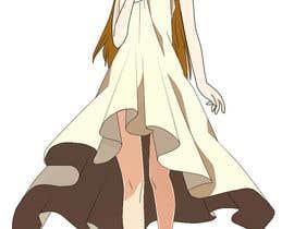 #12 untuk Necesito la ilustración de una chica segura de sí en una pose que transmita fortaleza y determinación oleh johanmachado