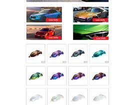 #12 для Redesign graphic homepage buttons for an e-commerce website от ThemesBox