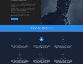 #126 для Design a Tech Company Website от EagleDesiznss