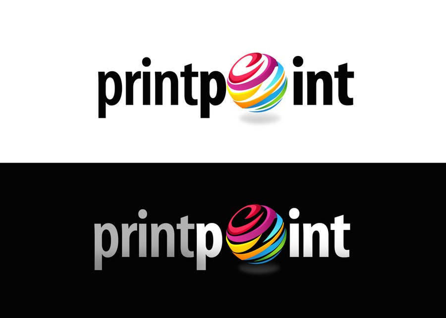 Contest Entry #315 for Logo Design for Print Point
