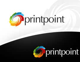 #287 for Logo Design for Print Point by pinky
