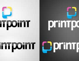 #323 cho Logo Design for Print Point bởi alexsoaresok