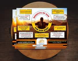 #29 untuk Design a poster - Benefits of Sun for Natural Health oleh SaxenaKuldeep