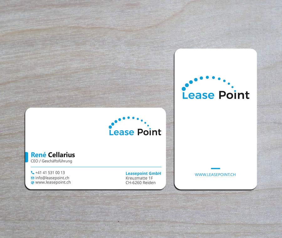 Contest Entry #                                        633                                      for                                         Design Business Card