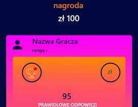 nº 9 pour Redesign App Dashboard par gopi00712122