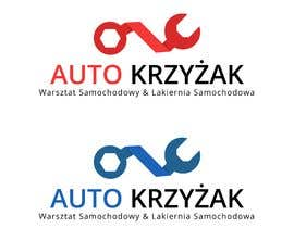 #42 dla Zaprojektuj logo dla warsztatu samochodowego przez ewelinachlebicka