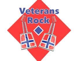 Nro 177 kilpailuun Logo for a rock and roll band käyttäjältä MW123456