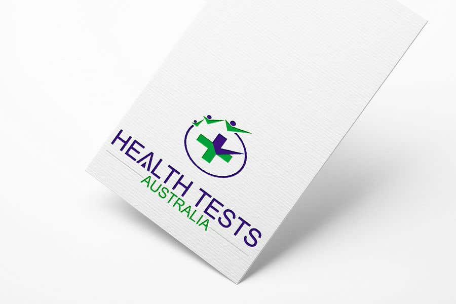 Entry #973 by shahinurislam9 for Health Tests Australia Logo